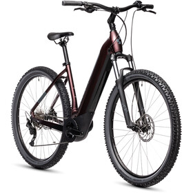 Cube Nuride Hybrid Pro 500 Easy Entry, berry'n'grey